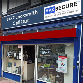 Locksmith store in Hanwell